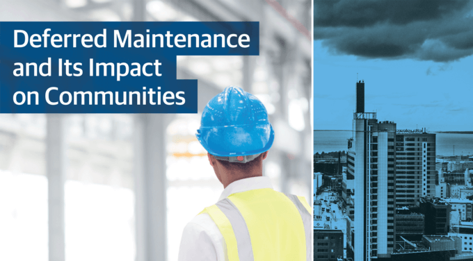 Deferred Maintenance and Its Impact on Communities