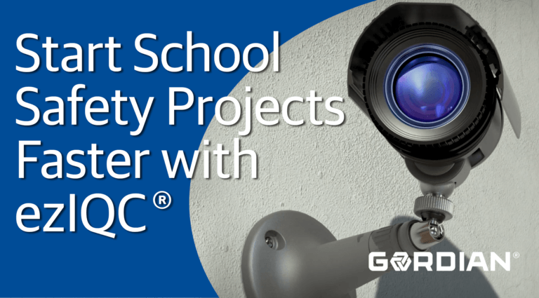 Start School Safety Projects Faster